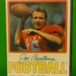 JoeMontanaFootball()Front