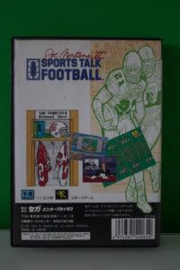Joe Montana Ii Sports Talk Football (2) Back