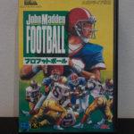 JohnMaddenFootball()Front
