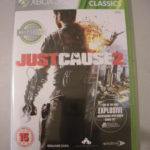 Just Cause 2 (1) Front