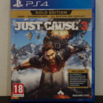Just Cause 3 Gold Edition (1) Front