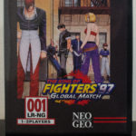 King Of Fighters 97 Global Match Limited Edition (1) Front