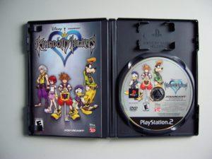 Kingdom Hearts (3) Contents