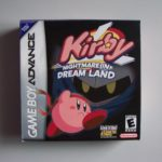 Kirby Nightmare In Dream Land (1) Front