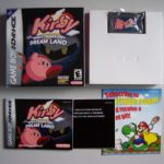 Kirby Nightmare In Dream Land (3) Contents