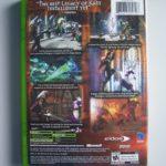 Legacy Of Kain Defiance (2) Back