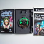 Luigi's Mansion (3) Contents