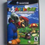 Mario Golf (1) Front