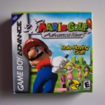 Mario Golf Advance Tour (1) Front
