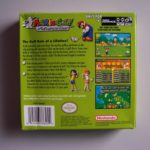 Mario Golf Advance Tour (2) Back