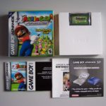 Mario Golf Advance Tour (3) Contents