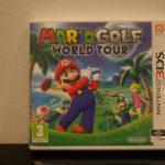 Mario Golf World Tour (1) Front