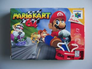 Mario Kart 64 (1) Front