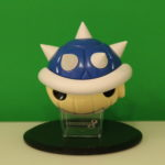 Mario Kart 8 (3) Blue Shell Trophy