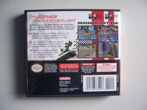 MarioKartDs()Back