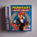 Mario Kart Super Circuit (1) Front