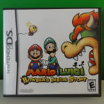 Mario & Luigi Bowser's Inside Story (1) Front