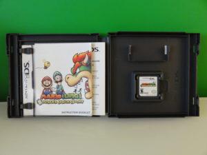 Mario&LuigiBowser'sInsideStory()Contents