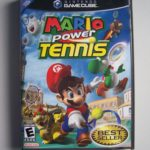 Mario Power Tennis (1) Front