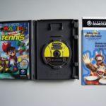 Mario Power Tennis (3) Contents
