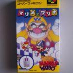 Mario&Wario()Front