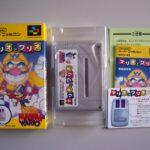 Mario&Wario()Contents