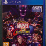 Marvel Vs Capcom Infinite (1) Front