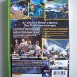 Mass Effect (2) Back