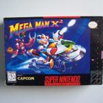 MegaManX()Front