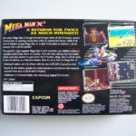 Mega Man X2 (2) Back