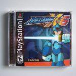 Megaman X6 (1) Front