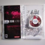 Metal Gear Ac!d (3) Contents