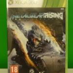 Metal Gear Rising Revengeance (1) Front