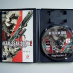 Metal Gear Solid 2 Sons Of Liberty (3) Contents