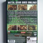 Metal Gear Solid 3 Subsistence (2) Back
