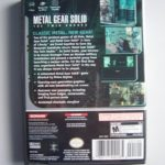 Metal Gear Solid The Twin Snakes (2) Back