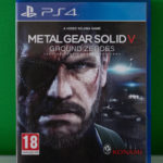 Metal Gear Solid V Ground Zeroes (1) Front
