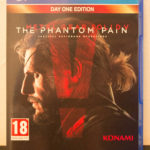 Metal Gear Solid V The Phantom Pain (1) Front
