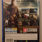 Metal Gear Solid V The Phantom Pain (2) Back