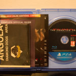 Metal Gear Solid V The Phantom Pain (3) Contents