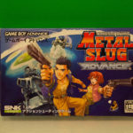 Metal Slug Advance (1) Front