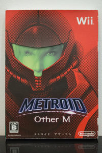 Metroid Other M (japan) (1) Front