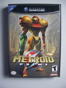 Metroid Prime (1) Front