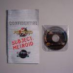 Metroid Prime 2 Echoes Promo Disc