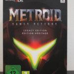 Metroid Samus Returns Legacy Edition (1) Front