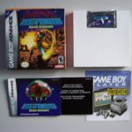 Metroid Zero Mission (3) Contents