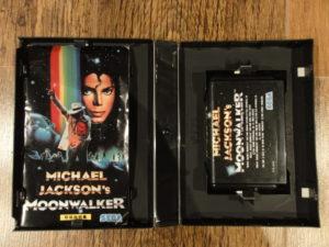 Michael Jackson's Moonwalker (3) Contents