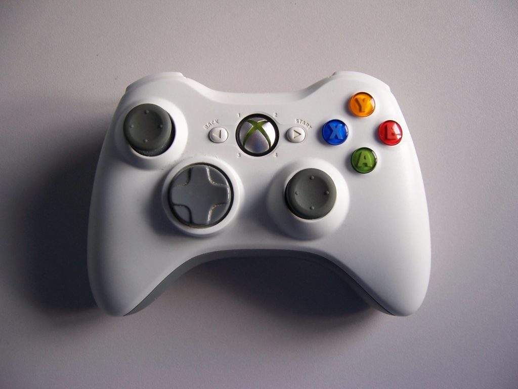 Microsoft Xbox 360 Wireless Controller (white)