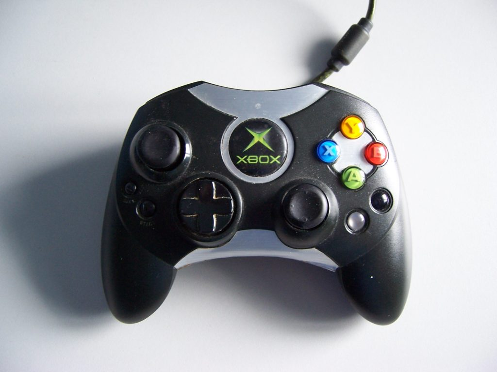 Microsoft Xbox 's' Control Pad