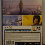 Mirrors Edge Catalyst (2) Back